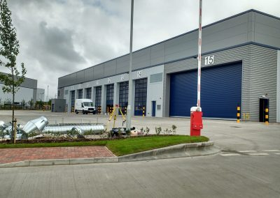 Vehicle Maintenance Unit, Axis Park Liverpool